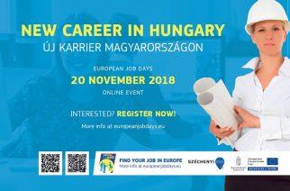 Új Karrier Magyarországon – Európiai Online Állásbörze