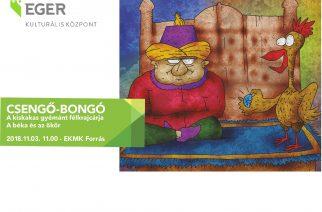 Csengő Bongó – mesével, zenével, gyerekek kedvére