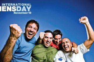 Ma van a Nemzetközi Férfinap!