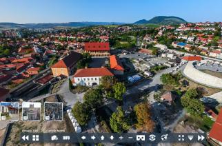 Virtuális séta Egerben – Fotelből ülve barangolhatjuk be a várost