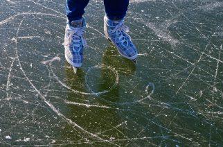 A jégen tartózkodás szabályaira és veszélyeire figyelmeztet a rendőrség