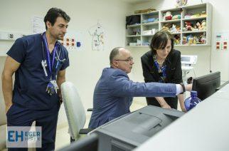 Jól működik az egri kórházban a triázs-rendszer