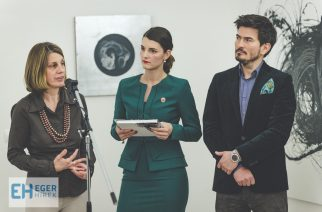 Slow Art: Krüzsely Gábor tárlata Magyarország Bécsi Nagykövetségén