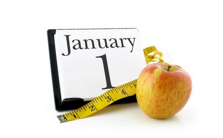 újévi fogadalom a fogyás érdekében