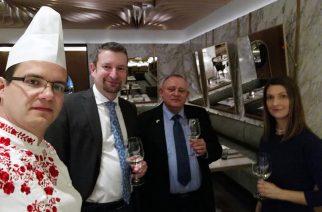 Kazahsztánban mutatja be a magyar ízeket Stiller Tamás