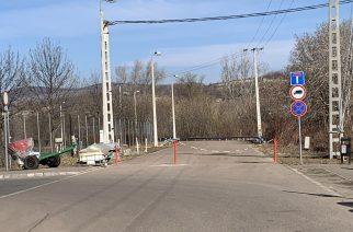 Még az idén újabb utak épülnek a déli iparterületen
