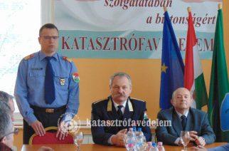 Fotó: Nagy Csaba tűzoltó főhadnagy