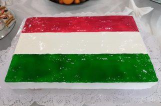 Kazahsztán legnagyobb városában tett magyar ételt az asztalra március 15-e alkalmából  Stiller Tamás