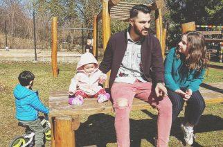 Noszvajon ünnepelt Oláh Gergő és családja