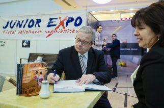 10 éves a Junior Expo – Idén is az Agria Parkban jönnek össze a fiatal vállalkozók