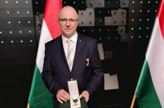 Állami kitüntetést kapott a Markhot Ferenc Kórház főigazgatója