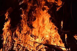 Garázs lángolt Szarvaskő külterületén kedden