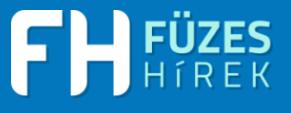 FüzesHírek logo