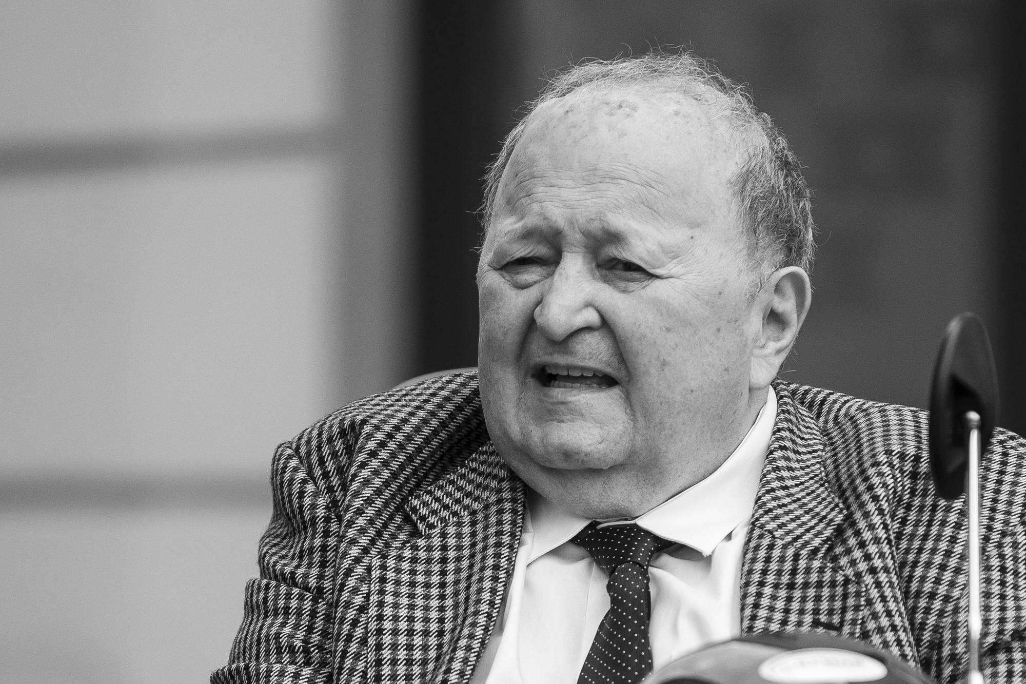 Gyász – Meghalt Dr. Ringelhann György, Eger első szabadon ...