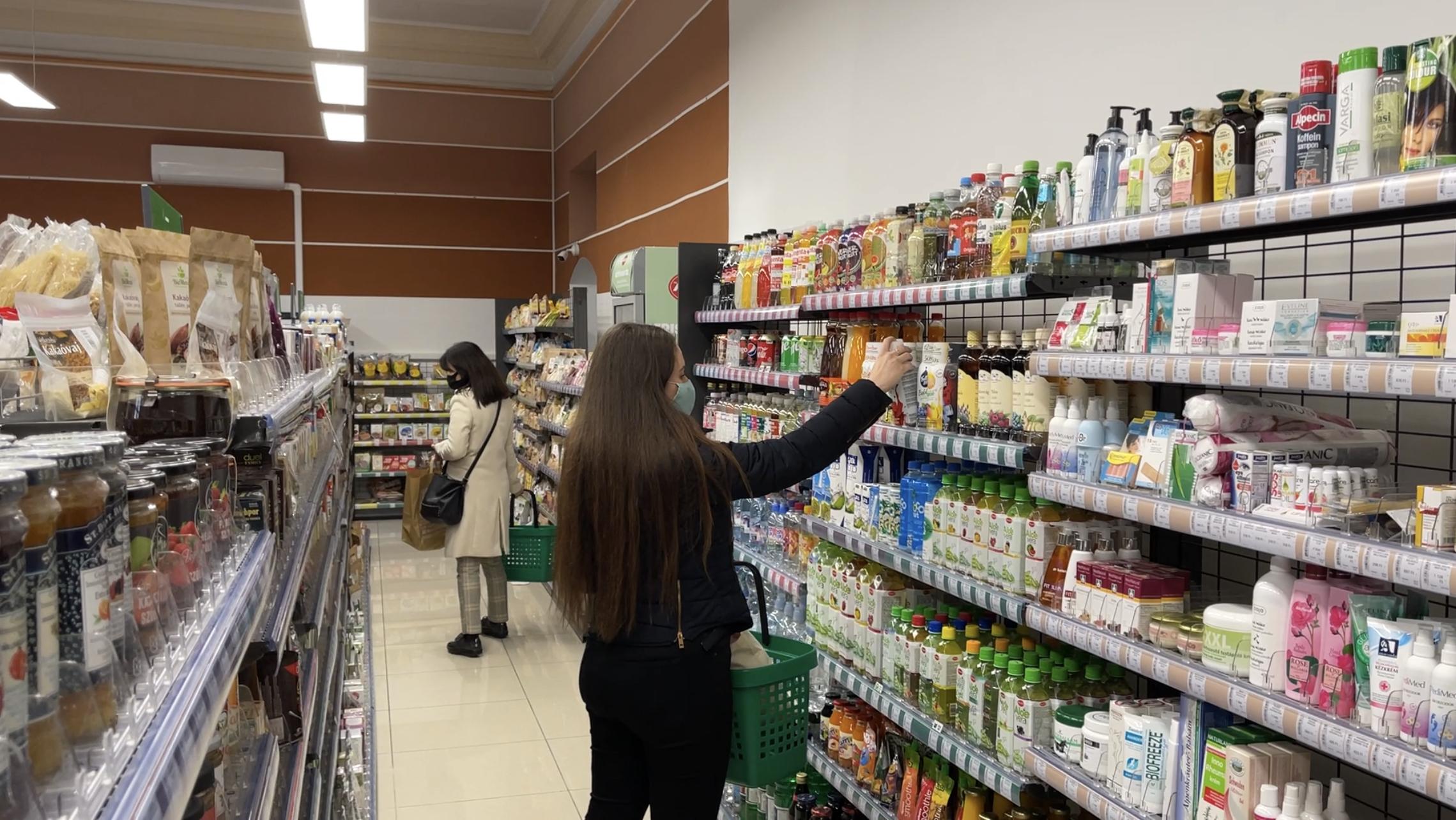 diéta áruház